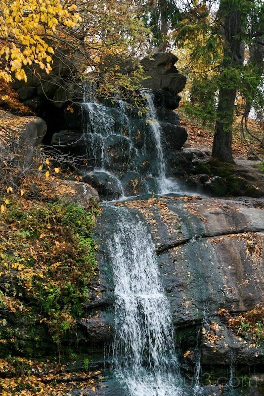 Waterfall, Uman Sofiasky Park