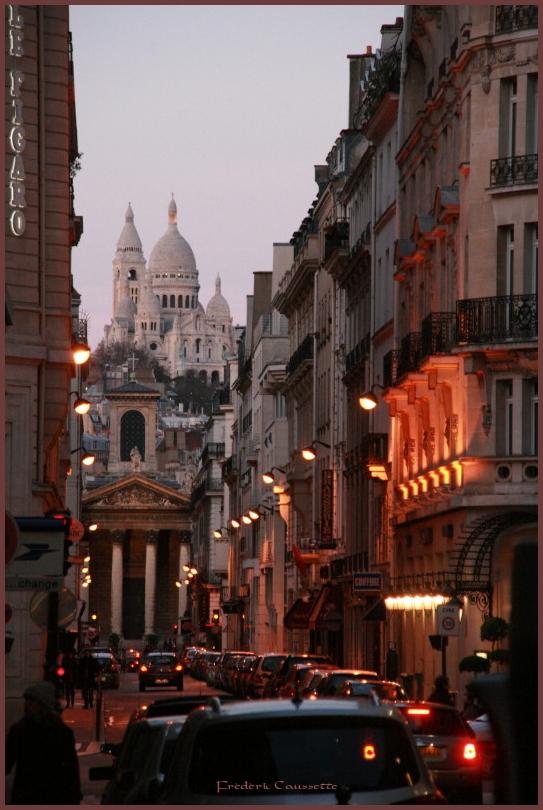 Montmartre - Rue Laffitte