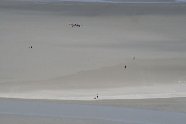 Randonnée des sables