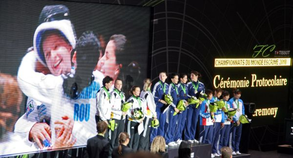 2010 World Fencing Championships