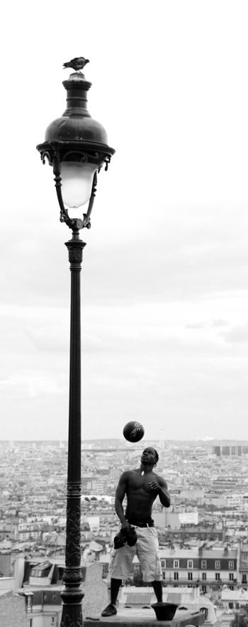 L'acrobate de Montmartre II