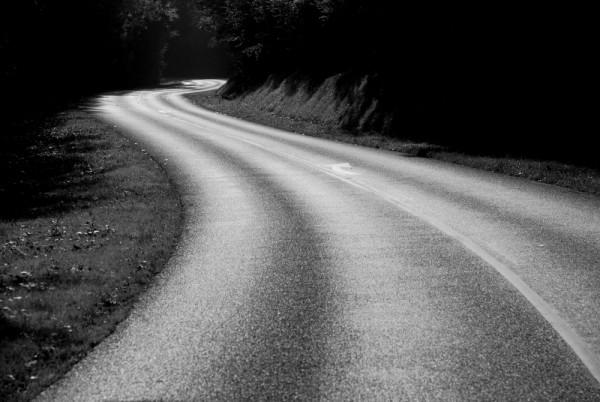 Sur la route - On the road