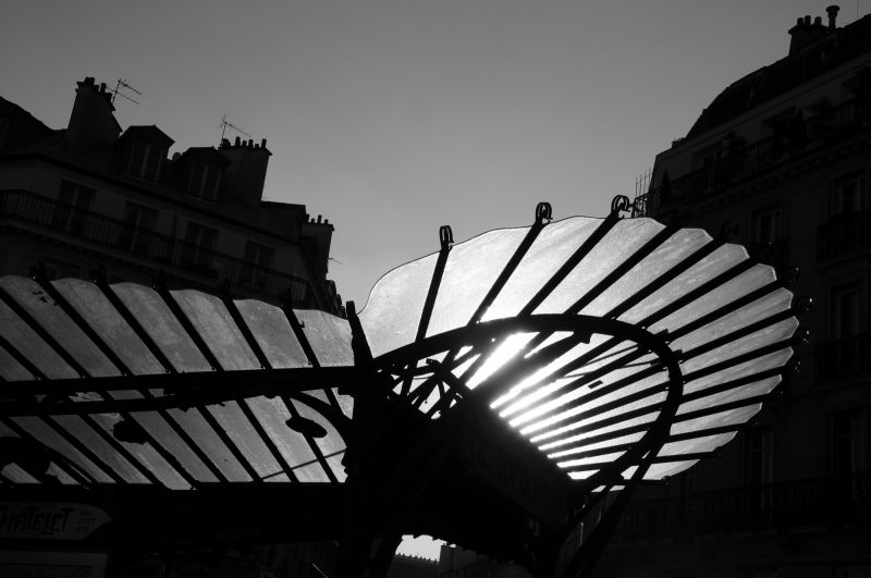 Métro Chatelet - Paris
