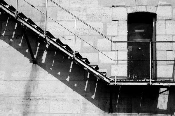 Un escalier pour nulle part