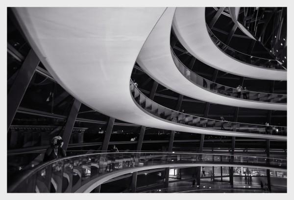 La photographe du Reichstag