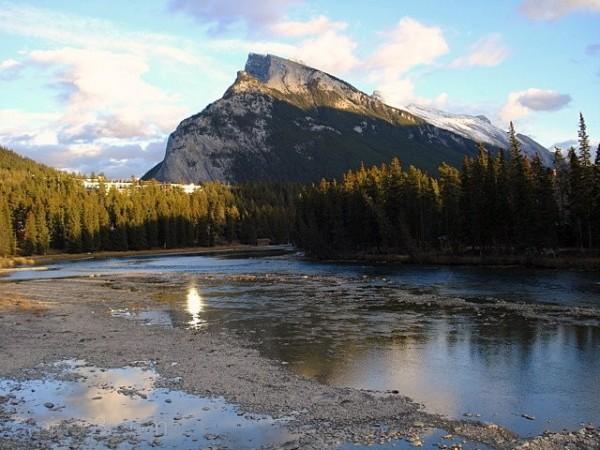 banff mountain