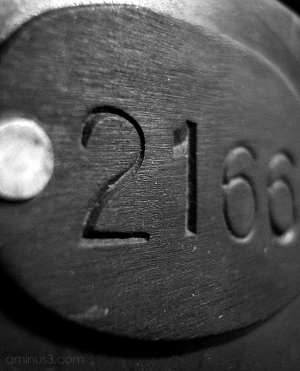 locker number engraving macro