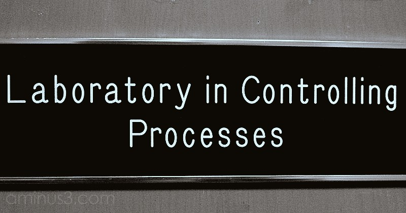 laboratory in controlling processes