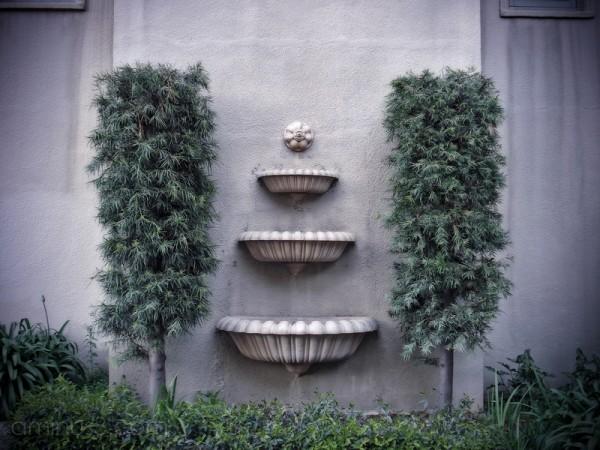 fountain wall berkeley