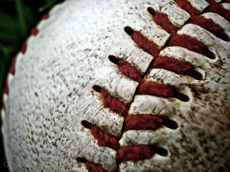 baseball macro ball
