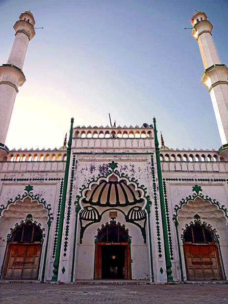 untitled mosque entrance