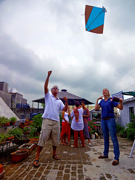 untitled kite flyers