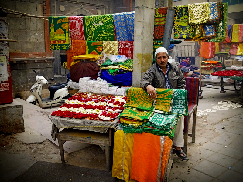 untitled salesman outside shrine