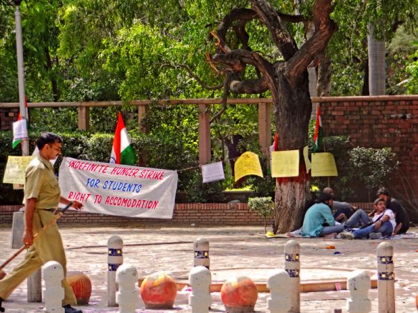 untitled hunger strike