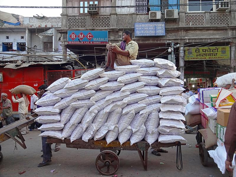 spice market laborer