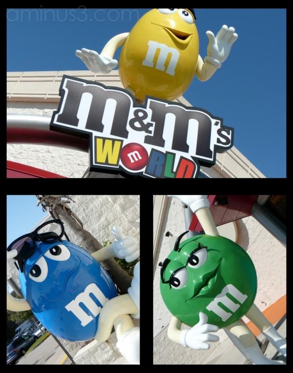 M & M's world