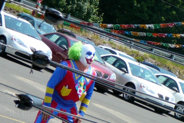 Doink the Clown ...