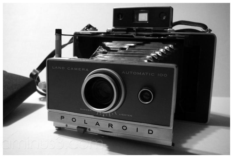 Polaroid Land Camera ...