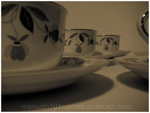 Tea Time ...