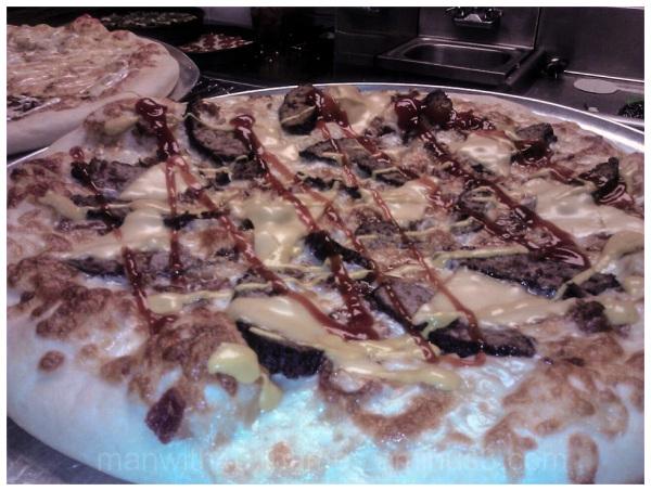 Bacon Cheeseburger Pizza ...