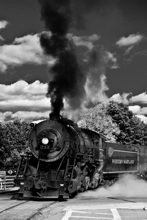 Western Maryland Scenic Railroad Cumberland MD