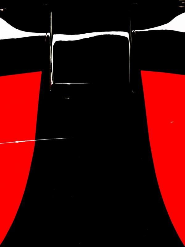 Ferrari Vignale hood by Royce Rumsey