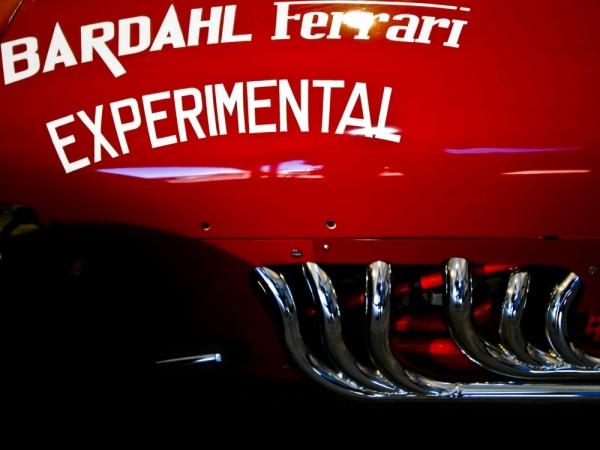 Ferrari Indy, by Royce Rumey