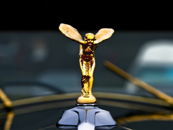 """Spirit of Ecstasy"" by Royce"