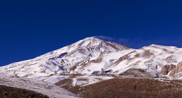 Iran's Top [ Damavand Volcano ]