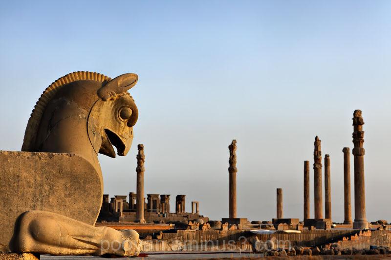 "The Great Persian Empire "" Perspolis """