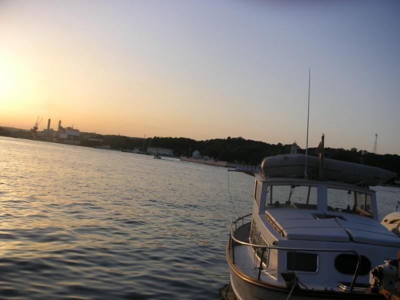 fosquet al Port de Maó (II)