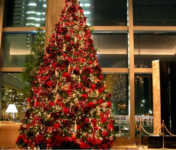 Royal Park Hotel, Yokohama - Christmas Tree