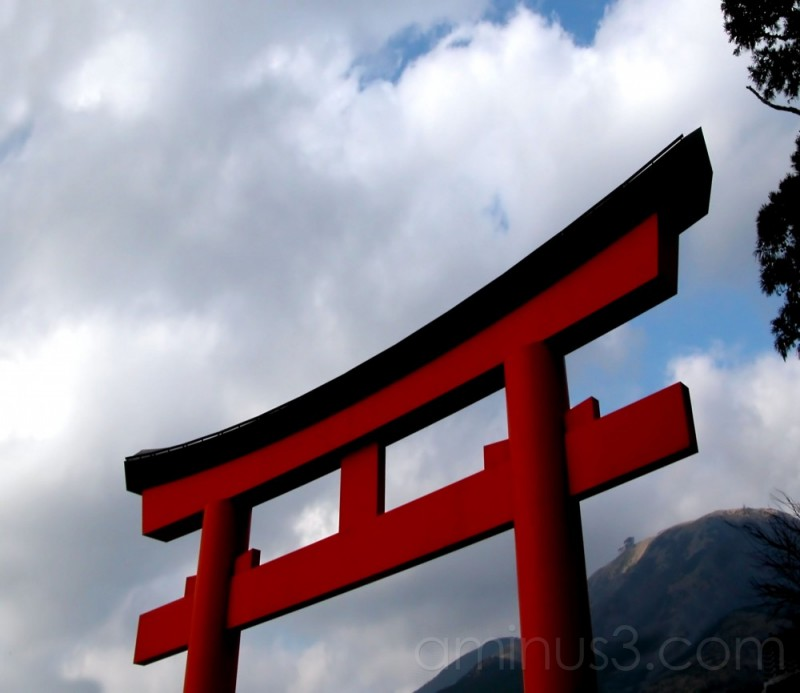 Torii - icon of Shinto