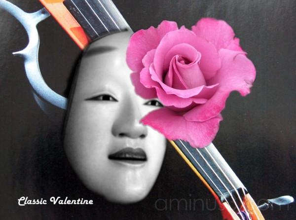 Valentine photoart