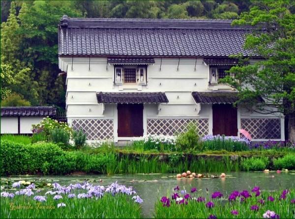 The KURA (storage house) at Kakegawa,Shizuoka