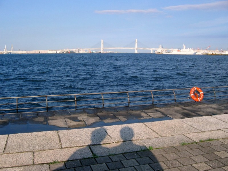 Afternoon on the Bay at Yokohama