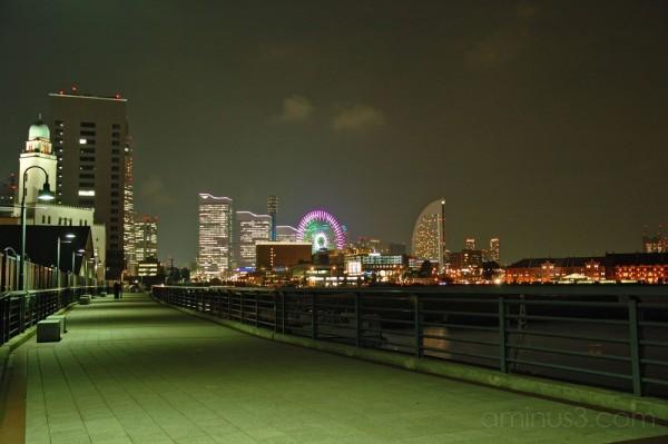 Yokohama Rinkosen Promenade