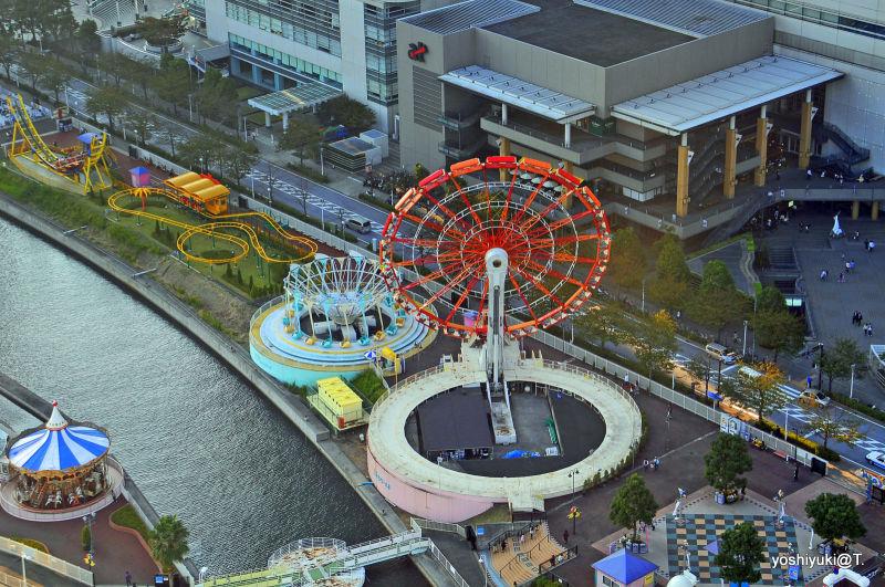 Machines for your amusement,Yokohama