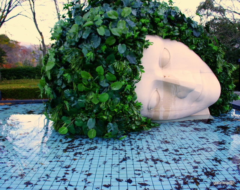 Green Sleep, Hakone Open-air Museum