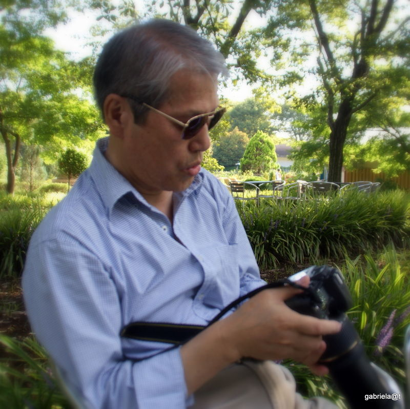 My husband at 70, Kanagawa