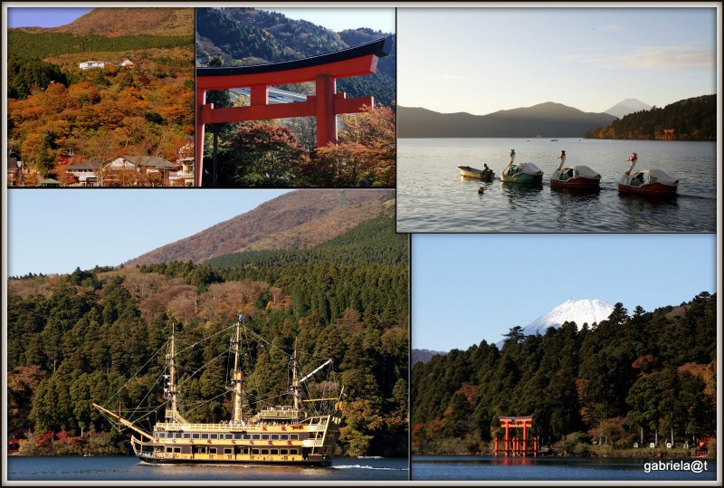 Culture Week - Autumn in Hakone