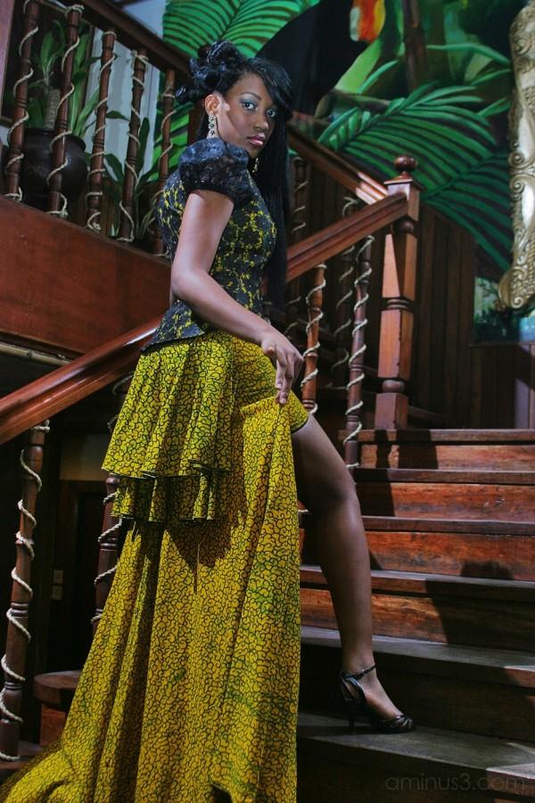 fashion shoot of ethnic designs