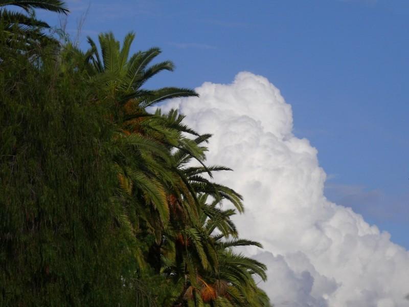 Algarve-Himmel