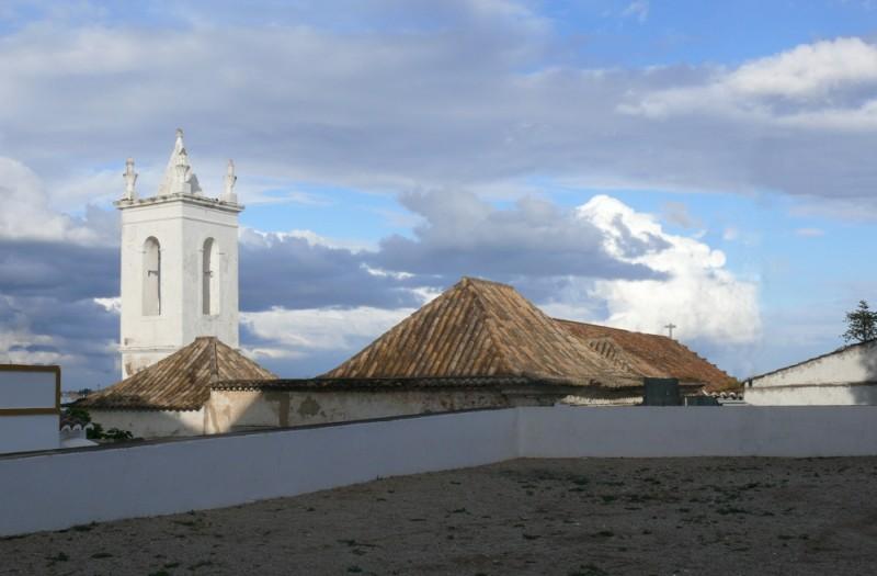 Algarve-Kirche