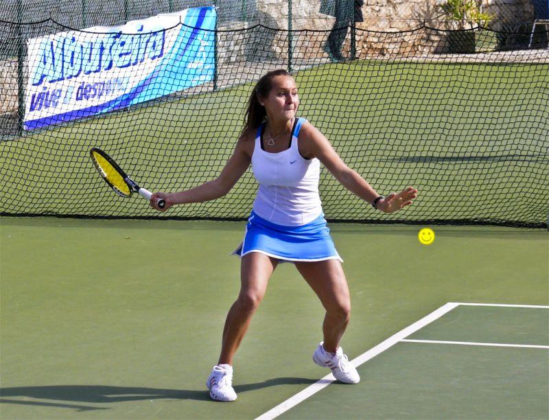 Tenis em Albufeira