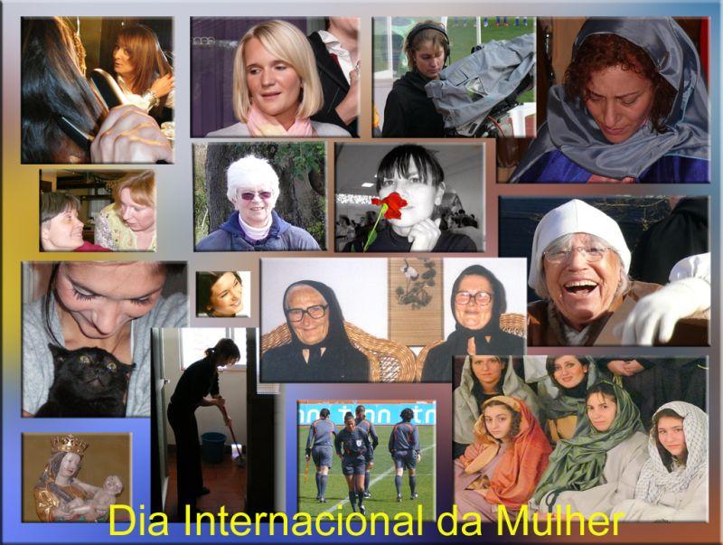 Dia Mundial da Mulher