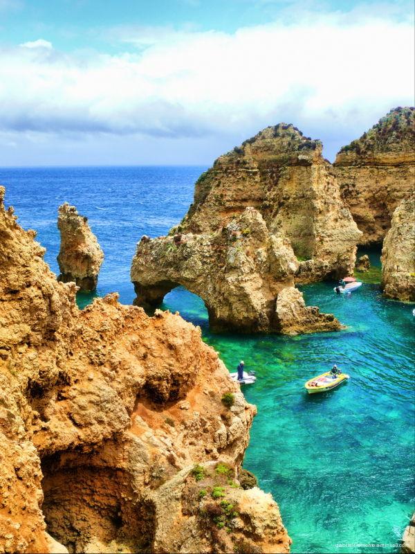 Algarve - Ponta da Piadade