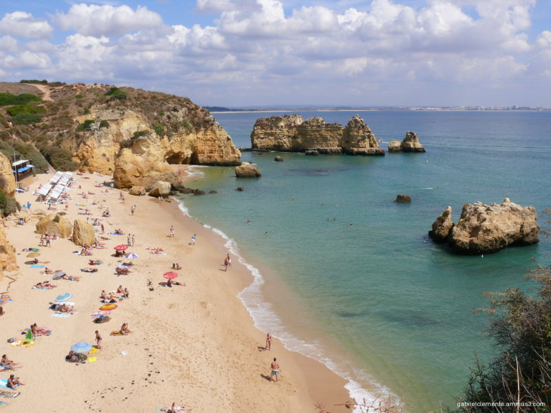 Algarve - Lagos Beach