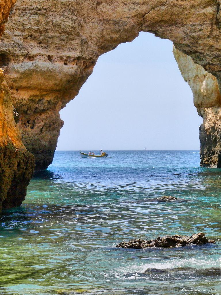 Algarve-Praia da Marinha