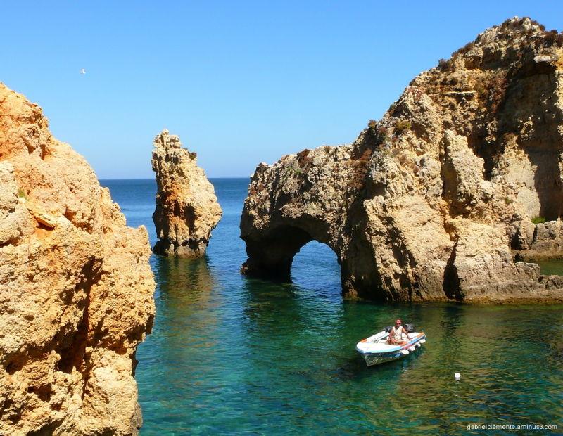 Ponta da Piedade-Algarve